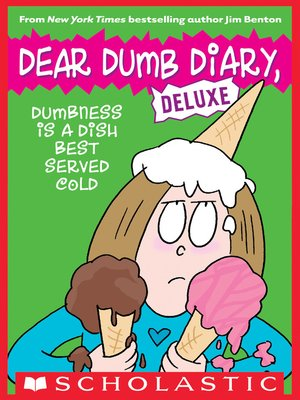 cover image of Dumbness is a Dish Best Served Cold