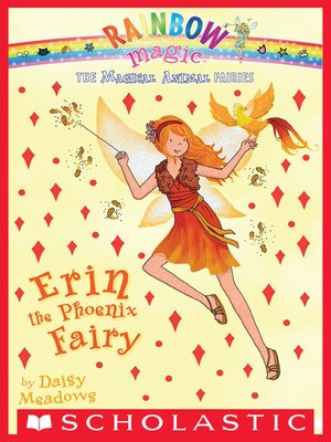 cover image of Erin the Phoenix Fairy