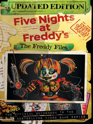 cover image of The Freddy Files