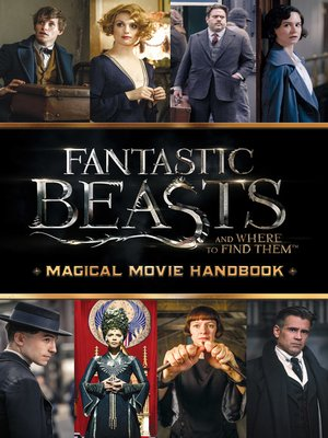 cover image of Magical Movie Handbook (Fantastic Beasts and Where to Find Them)