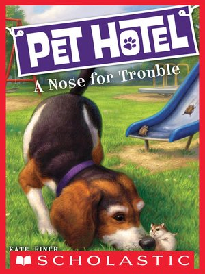 cover image of A Nose for Trouble