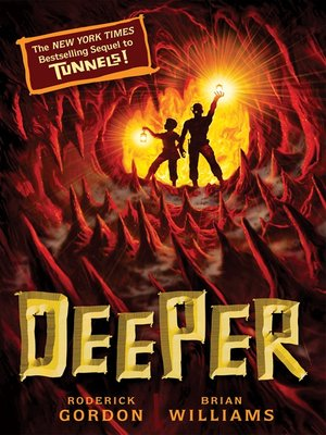 cover image of Deeper