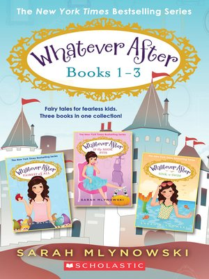 cover image of Whatever After Collection