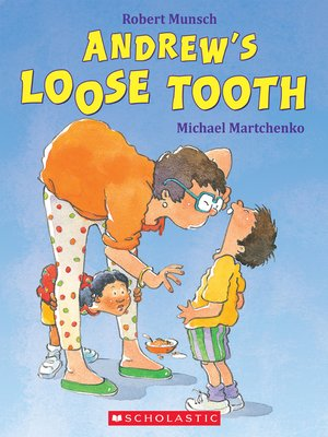 cover image of Andrew's Loose Tooth
