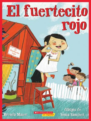 cover image of El fuertecito rojo (The Little Red Fort)