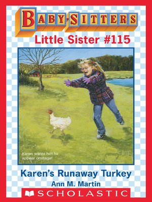 cover image of Karen's Runaway Turkey