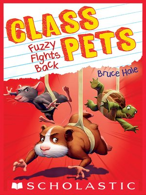 cover image of Fuzzy Fights Back