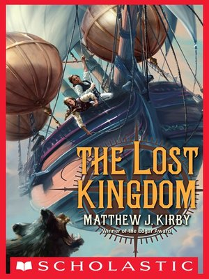 cover image of The Lost Kingdom