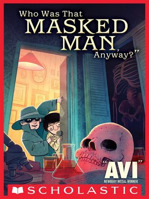 cover image of Who Was That Masked Man Anyway?