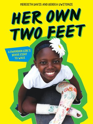 cover image of Her Own Two Feet