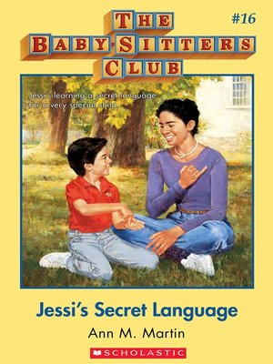 cover image of Jessi's Secret Language