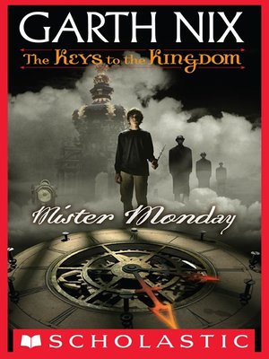 cover image of Mister Monday