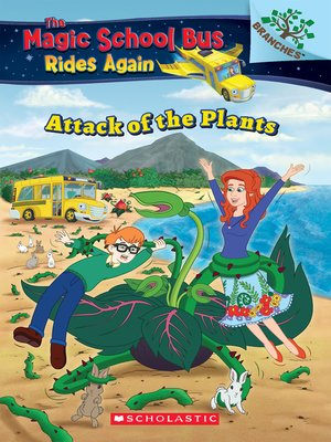 cover image of Attack of the Plants