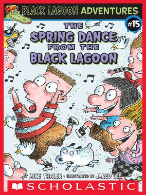 cover image of The Spring Dance from the Black Lagoon