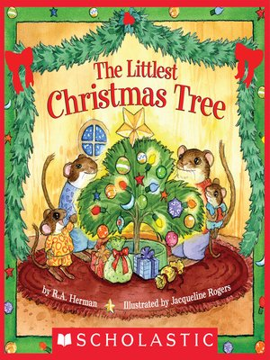 cover image of The Littlest Christmas Tree