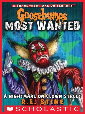 cover image of A Nightmare on Clown Street