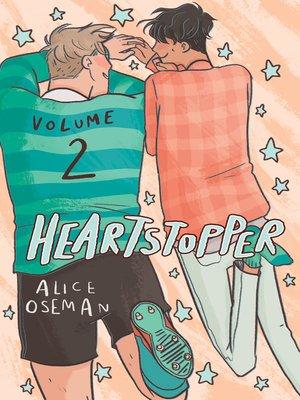 cover image of Heartstopper, Volume 2