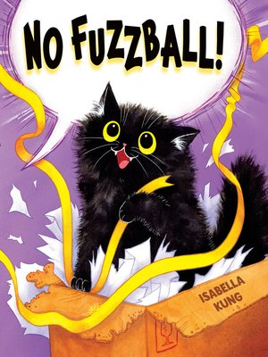 cover image of No Fuzzball!