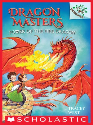 cover image of Power of the Fire Dragon