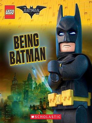 cover image of Being Batman