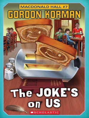 cover image of The Joke's on Us