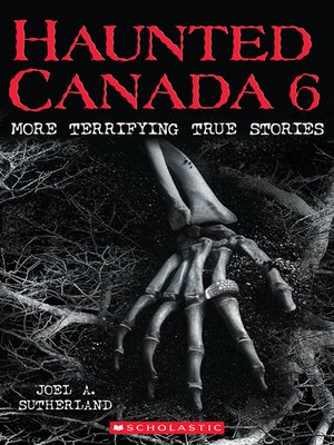 cover image of Haunted Canada 6