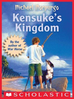 cover image of Kensuke's Kingdom