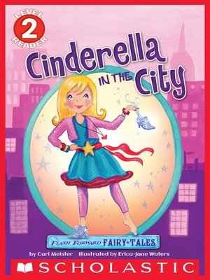 cover image of Cinderella in the City