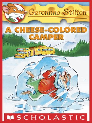 cover image of A Cheese-Colored Camper
