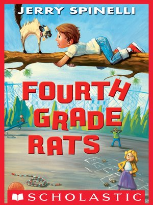 cover image of Fourth Grade Rats