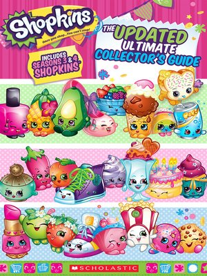 cover image of Updated Ultimate Collector's Guide