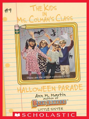 cover image of Halloween Parade