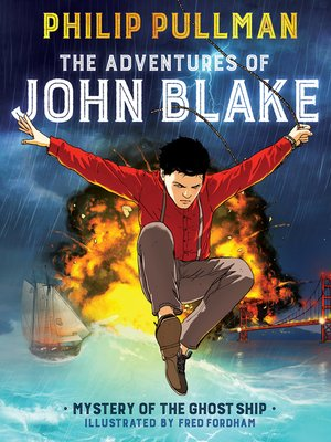 cover image of The Adventures of John Blake