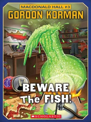 cover image of Beware the Fish