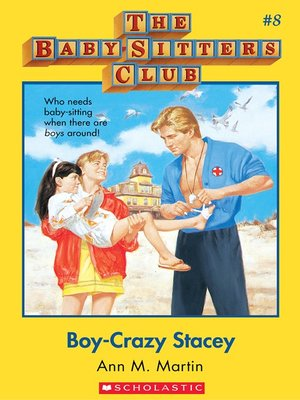 cover image of Boy-Crazy Stacey