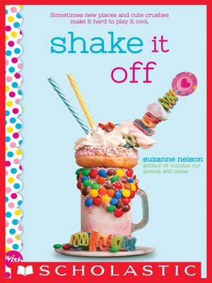 cover image of Shake It Off