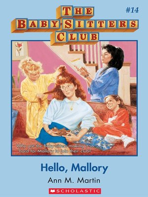 cover image of Hello, Mallory