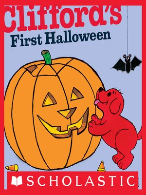 cover image of Clifford's First Halloween