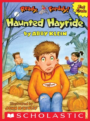 cover image of The Haunted Hayride