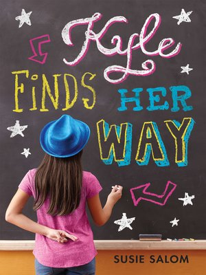 cover image of Kyle Finds Her Way