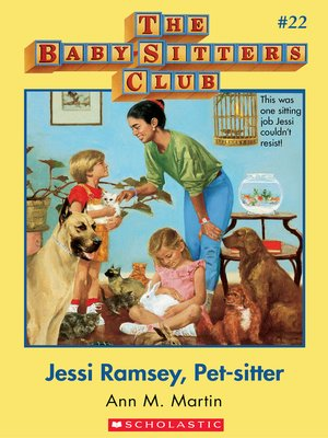 cover image of Jessi Ramsey, Pet-sitter
