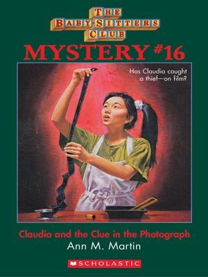 cover image of Claudia and the Clue in the Photograph