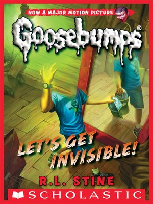 cover image of Let's Get Invisible!