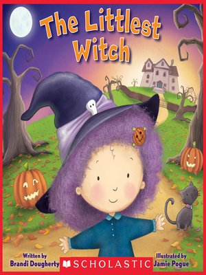 cover image of The Littlest Witch