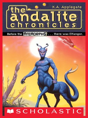 cover image of The Andalite Chronicles