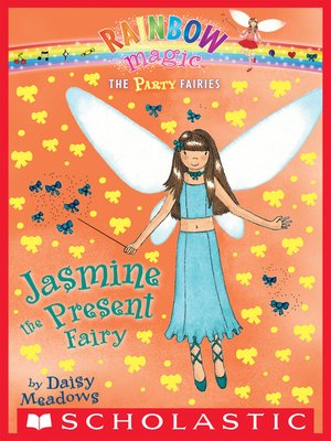 cover image of Jasmine the Present Fairy