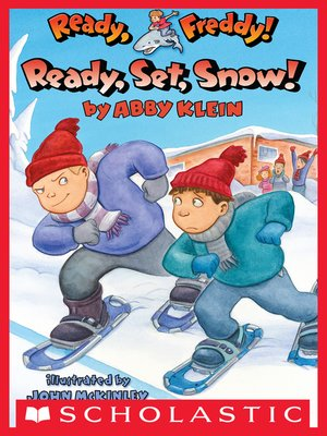 cover image of Ready, Set, Snow!