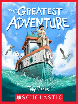 cover image of The Greatest Adventure