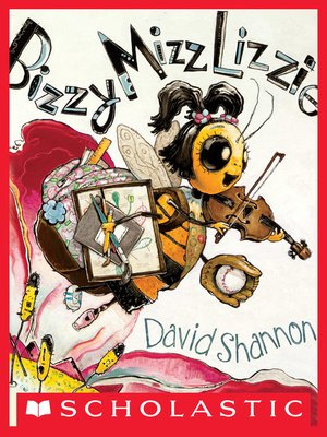 cover image of Bizzy Mizz Lizzie