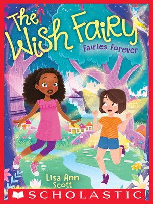 cover image of Fairies Forever